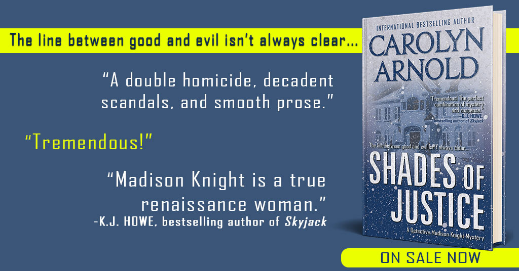 Detective Madison Knight Is Back with a Double Homicide to Solve! #newrelease #coverreveal