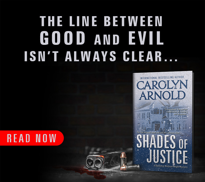 New Release Shades of Justice