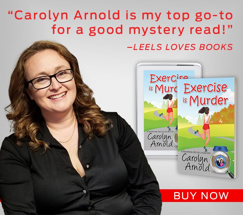 New Release Exercise is Murder