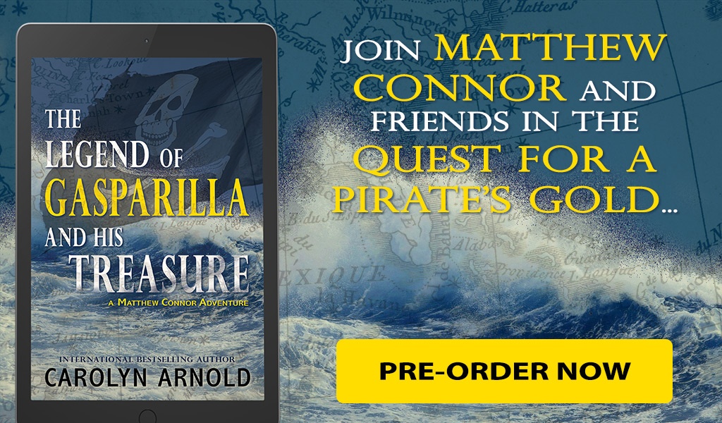 Matthew Connor Is Back in Another Adventure! #Newrelease #Preorder
