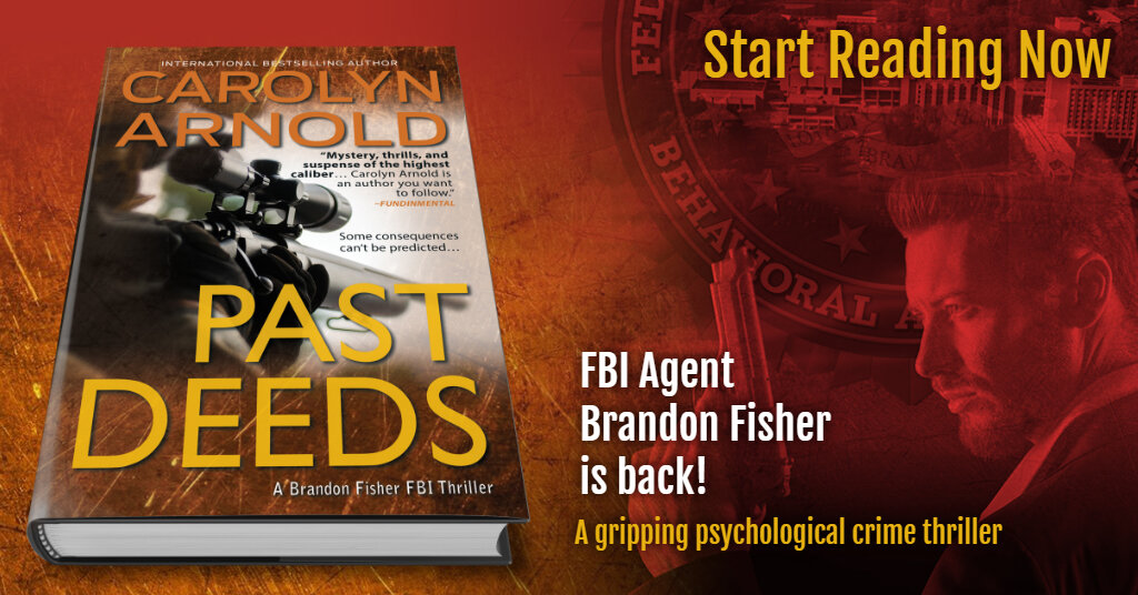 Release Day Announcement: PAST DEEDS, a gripping #CrimeThriller