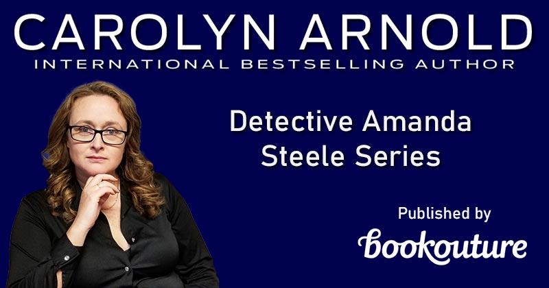 Author Carolyn Arnold, International Best Selling Author