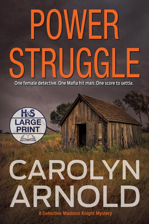 Power Struggle  Large Print Edition by Carolyn Arnold