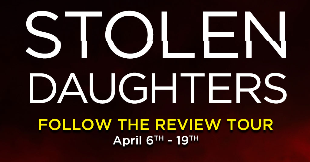 STOLEN DAUGHTERS is on #BookTour!