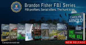 Brandon Fisher FBI series 9 books