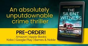 Detective Amanda Steele Returns in THE SILENT WITNESS