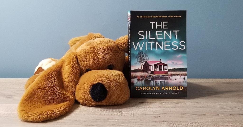 Exclusive Peek at The Silent Witness, #crimefiction #newrelease #bookexcerpt