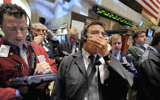 Market Crash 2011: It Will Hit By Christmas, By Paul Farrell