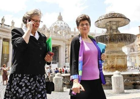 The Impact Of Evolutionary Nuns On Shaping The Next Culture, By Carolyn Baker