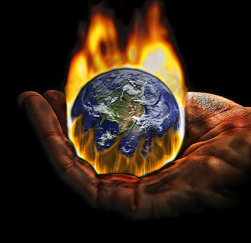 How Do We Act In The Face Of Climate Chaos? Summary of Research, Guy McPherson