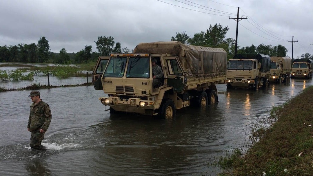 How Climate Change Hurricanes Are Rapidly Accelerating The Militarization Of America, By Michael Klare