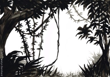 Ink Trees 2
