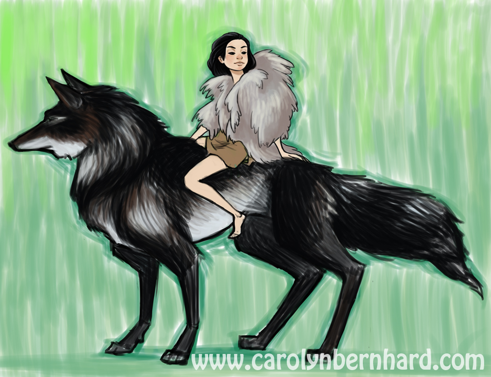 wolfriding