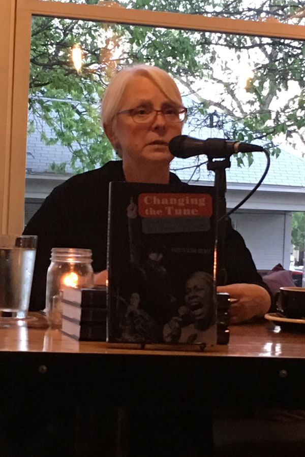 Reading at Wild Detectives in Dallas