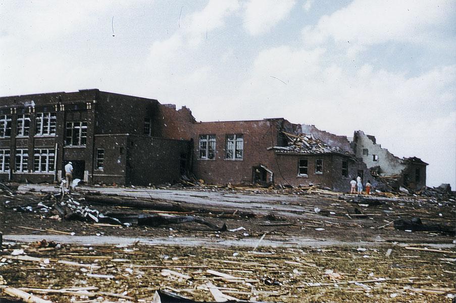 Ruskin Junior High School