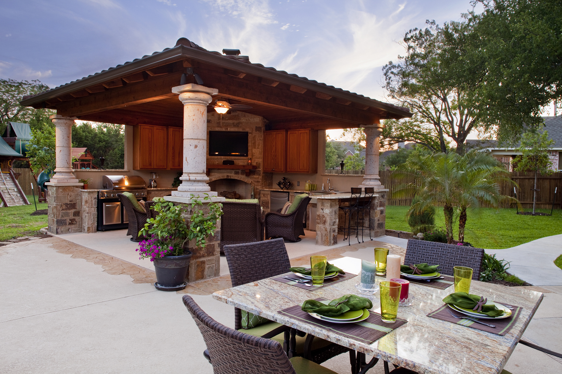 In your WiLdEsT DrEaMs! The perfect home. | Just my 2 ... on My Garden Outdoor Living id=68296