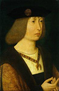 Philip the Handsome (1478-1506), Duke of Burgundy, Anonymous, c 1500