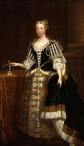 Wilhelmina Charlotte Caroline of Ansbach by Charles Jervas (died 1739)