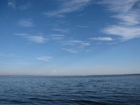 lake yesterday