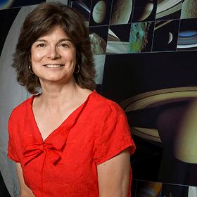 Planetary scientist Carolyn Porco