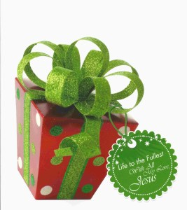 THIS GIFT IS FOR YOU!