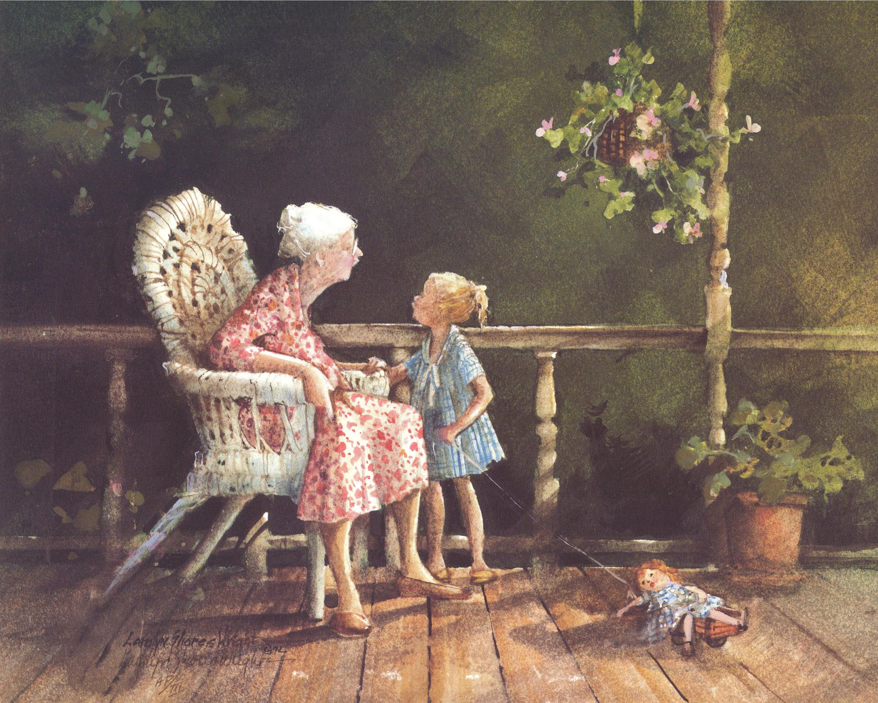 Nostalgia Carolyn Shores Wright