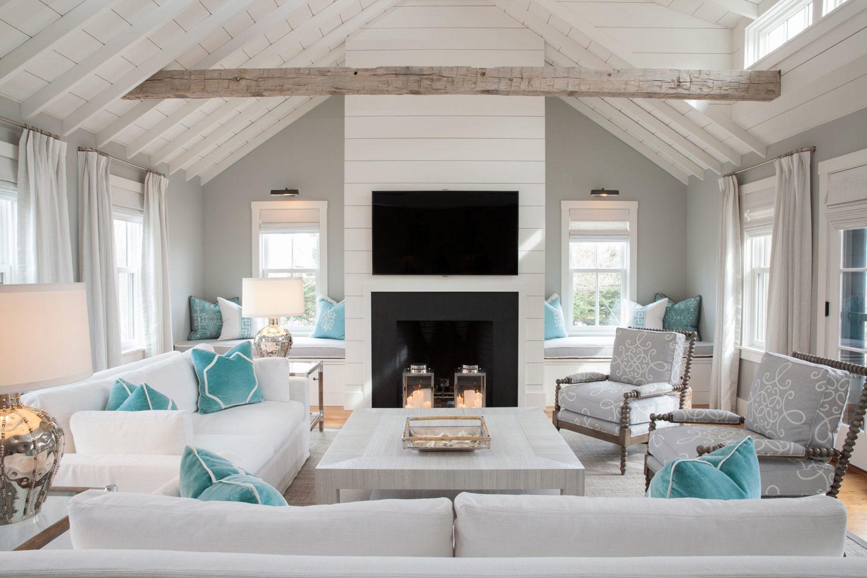 Nantucket Interior Design By Carolyn Thayer Interiors On