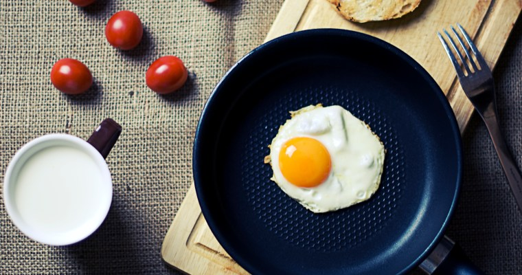 """<span class=""""entry-title-primary"""">Healthy Breakfast Breakdown</span> <span class=""""entry-subtitle"""">What to put on your plat for a nutritious, health-promoting breakfast.</span>"""