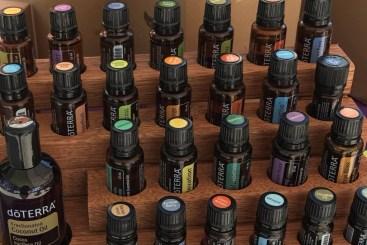 Oils-tray