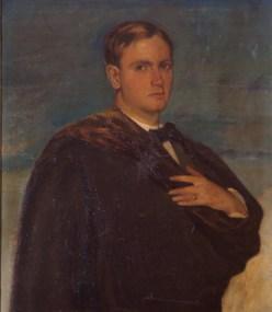 Retrato de Rafael Caro Raggio