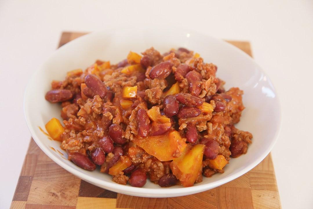 Recette du Chili con carne façon Carotte et Chocolat