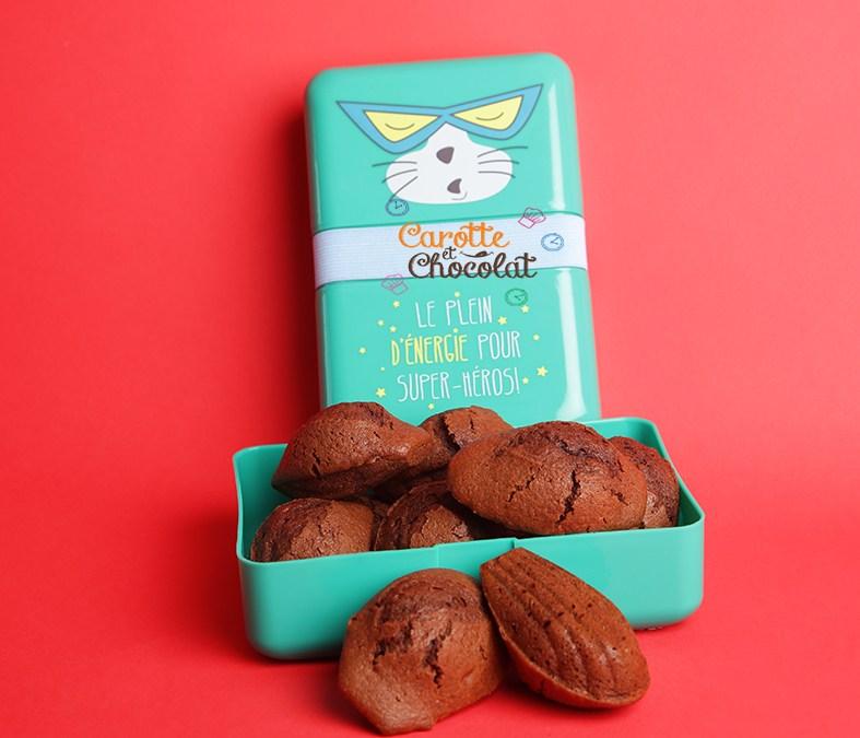 Madeleines au chocolat : Le goûter qui nous fait retomber en enfance en une bouchée !
