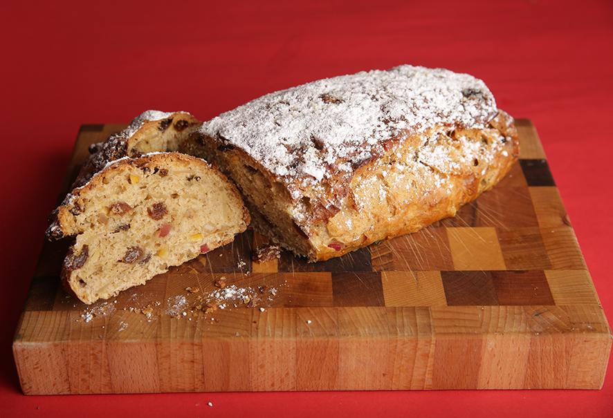 Le Stollen : une recette facile de cake pour les fêtes de Noël venue d'Allemagne