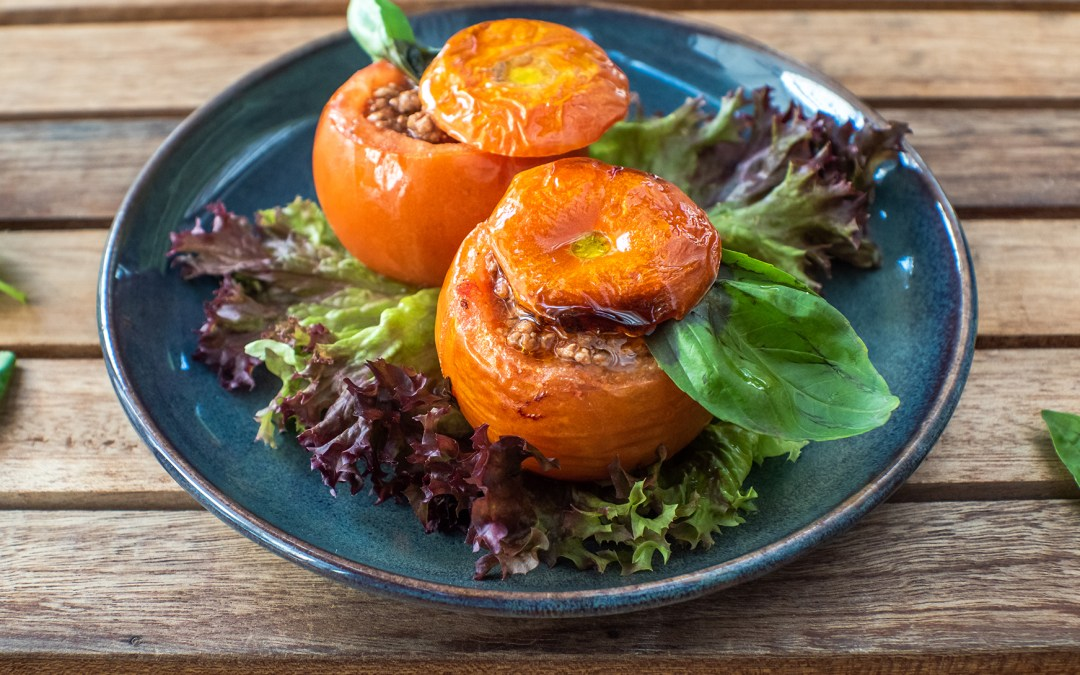 Tomate farcie : une idée de repas rapide du soir