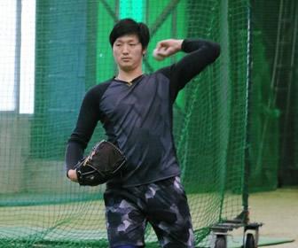 床田、左肘手術後のリハビリ順調!キャッチボール再開予定「いい感じ」