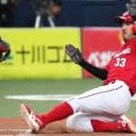 14安打11点で逆転勝ち、重盗コンビ菊池&誠也が2日連続で成功!