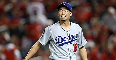 前田健太、3年前の決意の言葉通り「地区シリーズ最高の投手」の評価