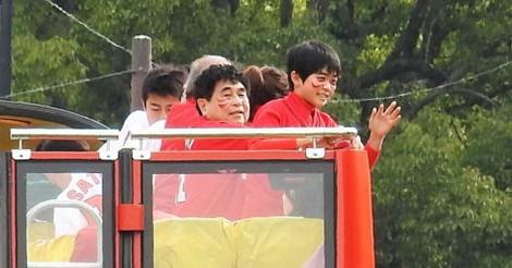 鈴木福くん、カープ愛ガチで語る!「怖いですよ、この下位打線は…」