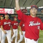 3連覇は黒田博樹の帰還から…緊張感を与えてくれる、最高の『見本』