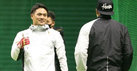 田中広輔、巨人・菅野の残留に「一ファンとして、どこまでやるのか」