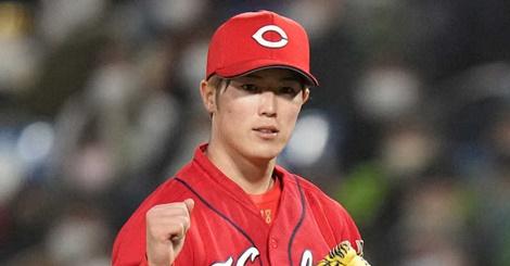 森下が東京五輪出場に「大前進」!侍・稲葉監督「整った選手は必要」
