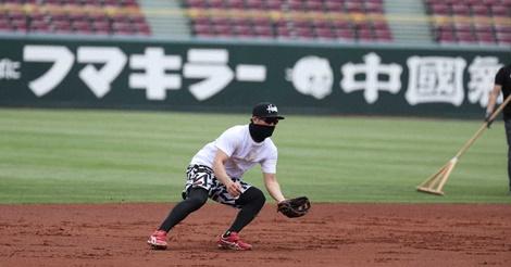 自主練習を開始、選手会長・田中は苦しい心境吐露「まだ試合は続く」