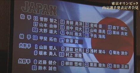 「侍ジャパン」最多選出も鯉党は喜べない?低迷カープにさらなる逆風