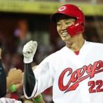 3点差を追いつく価値あるドロー、中村奨成の本拠地初本塁打で反撃!