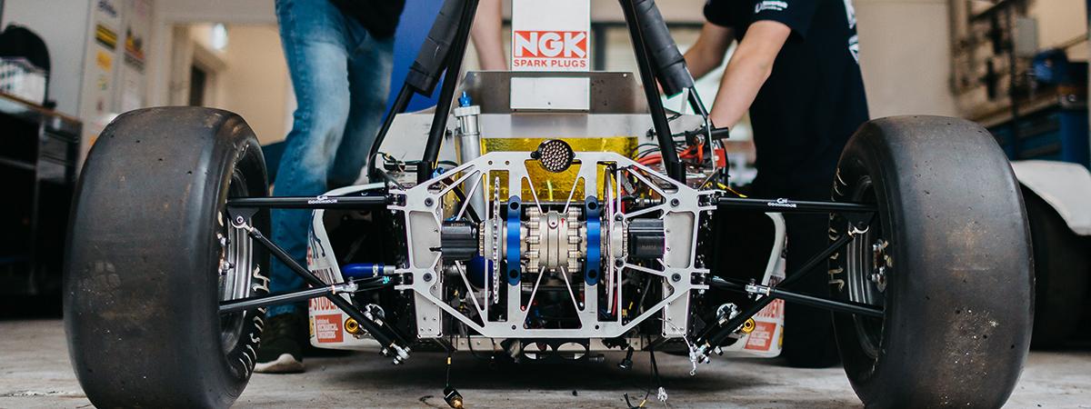 Automotive Engineering – BEng (Hons) / MEng