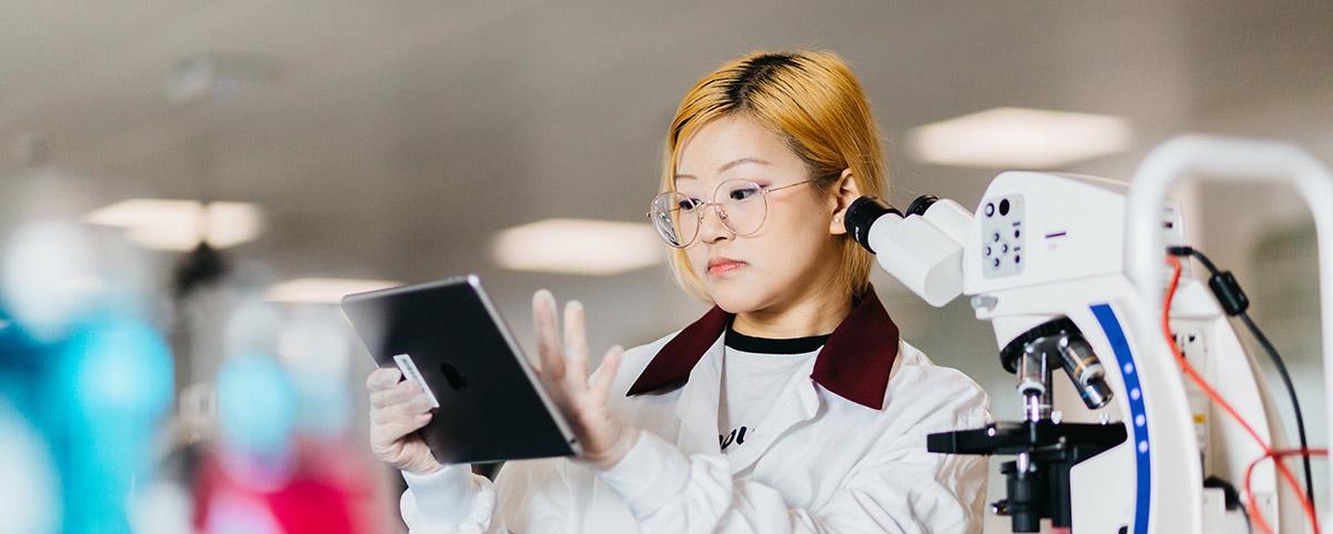 Biomedical Sciences – BSc (Hons)