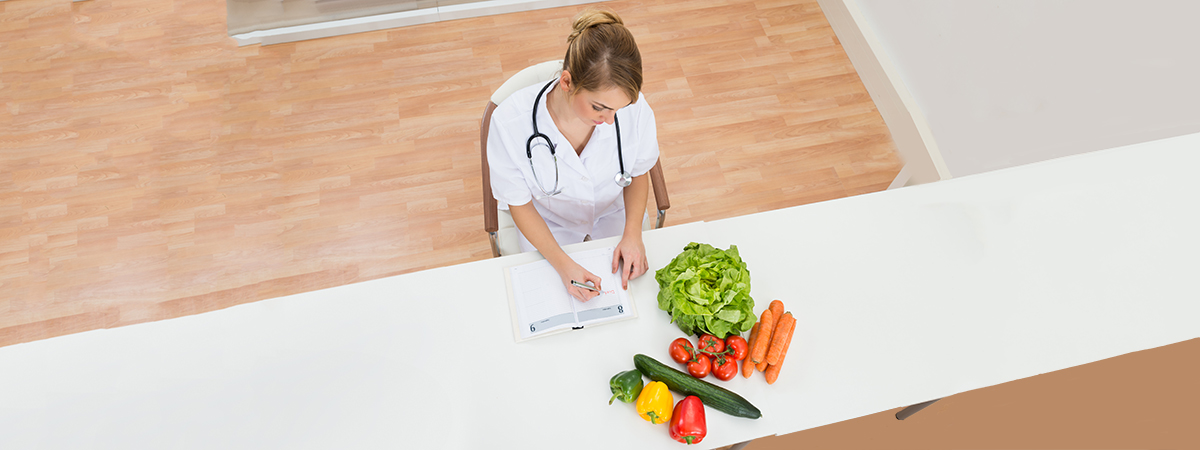 Dietetics (pre-registration) – MSc