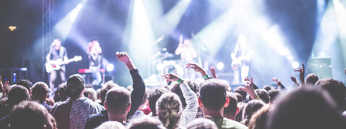 Music Industries – BA (Hons)