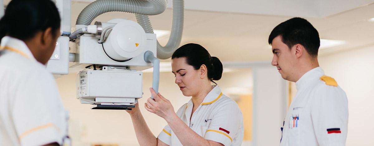 Diagnostic Radiography – BSc (Hons)