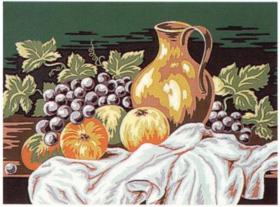 0012_gyümölcstál korsóval (Narudal)